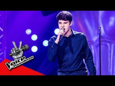 Sebastiaan zingt Im a Man of Constant Sorrow  Blind Audition  The Voice van Vlaanderen  VTM