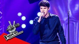 Sebastiaan zingt 'I'm a Man of Constant Sorrow' | Blind Audition | The Voice van Vlaanderen | VTM