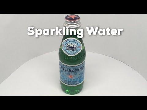 San Pellegrino Sparking Water