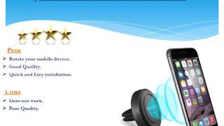Top 10 Best Car Mounts/Mobile Holders in world 2017