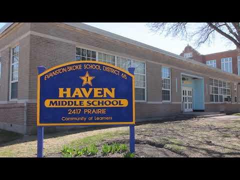 The Lincolnwood Elementary School Neighborhood, Evanston, IL