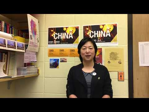 Language and Culture In China
