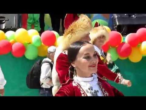 видео: Cабантуй 2016