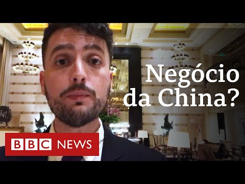 Bolsonaro na China:
