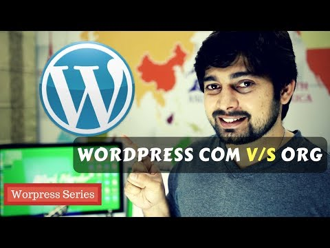 Wordpress.com Vs wordpress.org. Do you really need wordpress ?