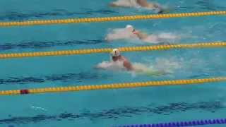 NEW WORLD RECORD: Adam Peaty 100m Breaststroke - Race and Reaction