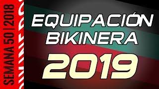Nuevas EQUIPACIONES BIKINERAS 2019 #nalini #nesta