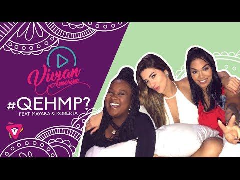 Quem é mais provável que... | Vivian, Mayara ou Roberta?