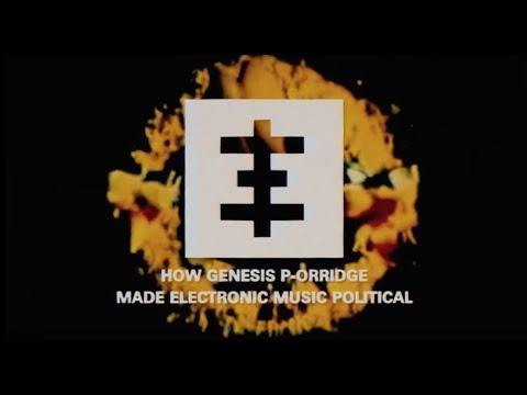 How Genesis P'Orridge Made Electronic Music Political