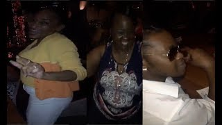 Rick Ross Takes Family Out To Dinner Great Times