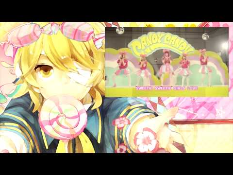 [VOCALOID3] CANDY CANDY [OLIVER] English Version