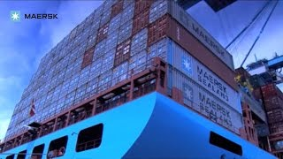 Maersk - Corporate Presentation 2010 (part 1 of 2)