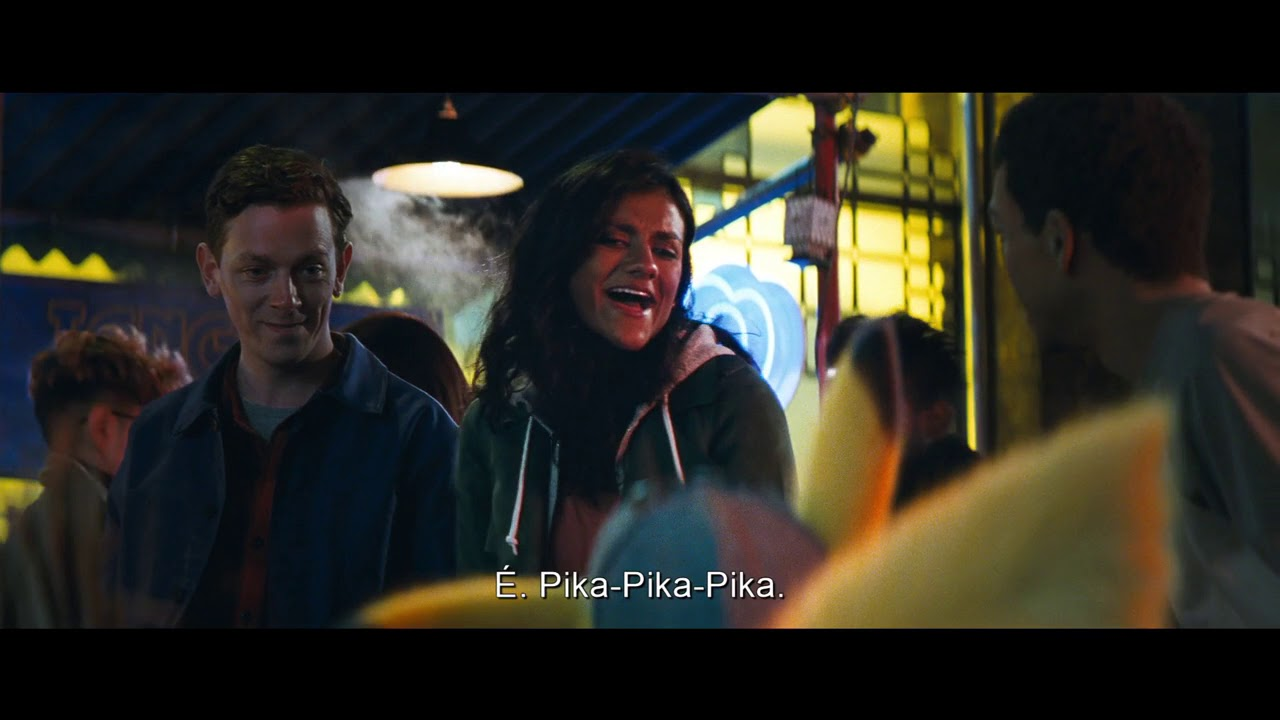Detetive Pikachu ganha primeiro trailer e cartaz - NerdBunker