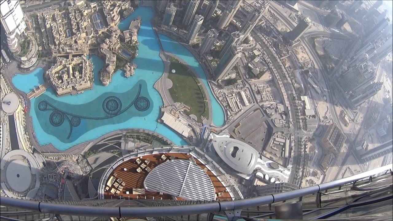 Burj Khalifa LEVEL 148 VIP - YouTube Burj Khalifa From Top Floor