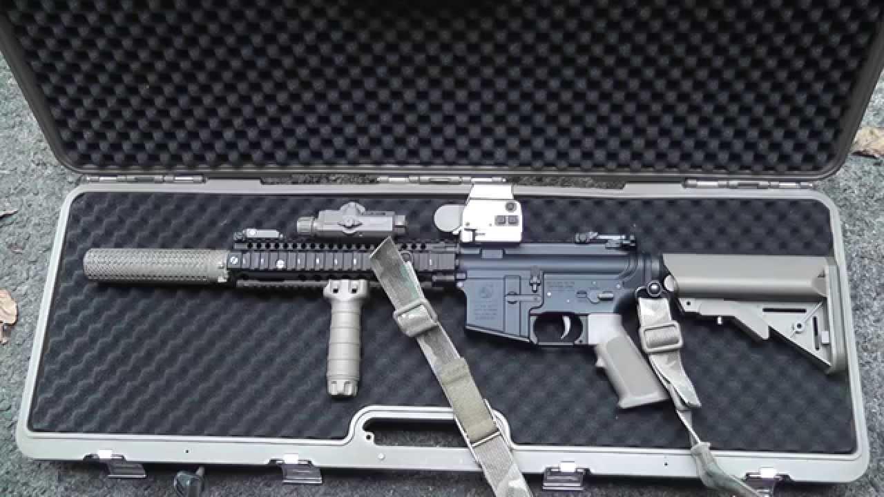 Airsoft VFC Colt MK18 MOD 1 Review