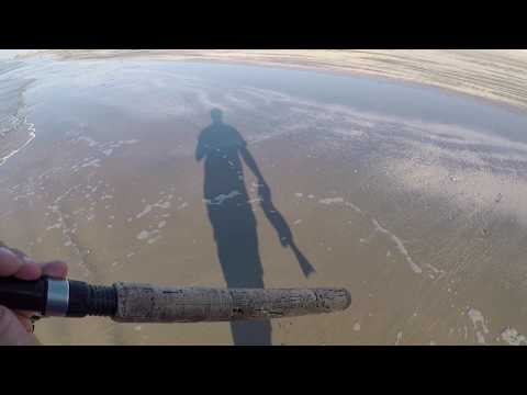 Galveston Surf Fishing Catch And Clean Speckled Trout!