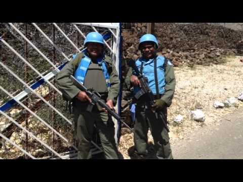 3rd Coy 1FIR, UNDOF