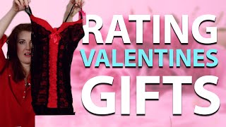 Irish People Rate Valentines Gifts