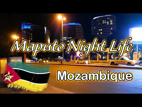 Maputo Night Life - Mozambique