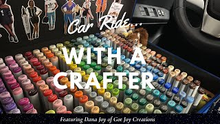 Gambar cover Car Ride With A Crafter- Featuring Dana Joy