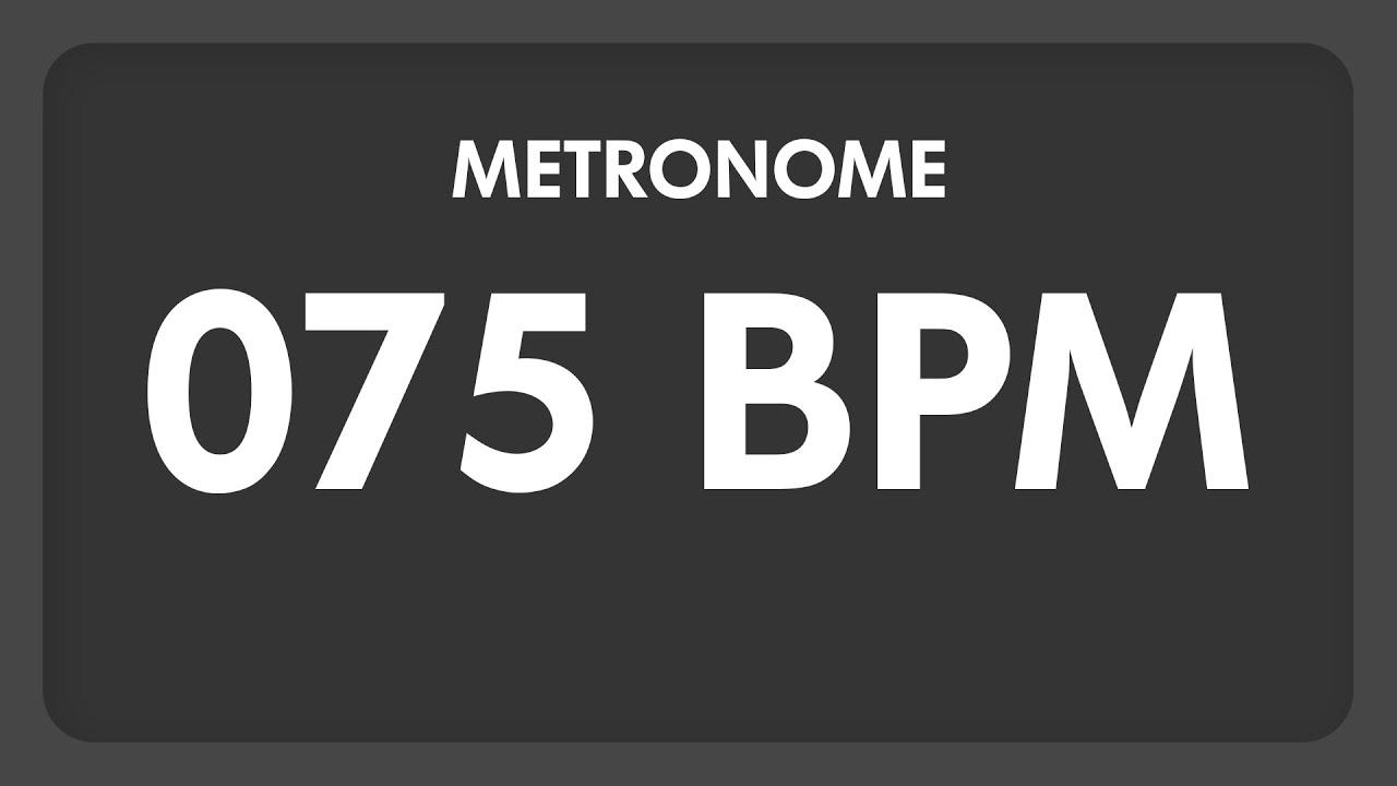 Download 75 BPM - Metronome