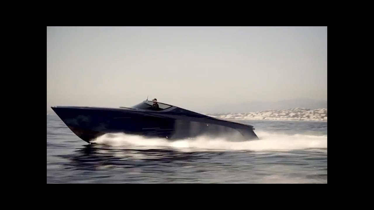 Aston Martin Am37 1040hp Powerboat Review Youtube