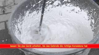 Kurzfilm Mörtelquirl