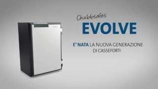 Nuova Cassaforte EVOLVE CHUBBSAFES