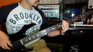 Alice Deejay - Better off alone  (Metal Cover playthrough)                 #metalversion #metalcover