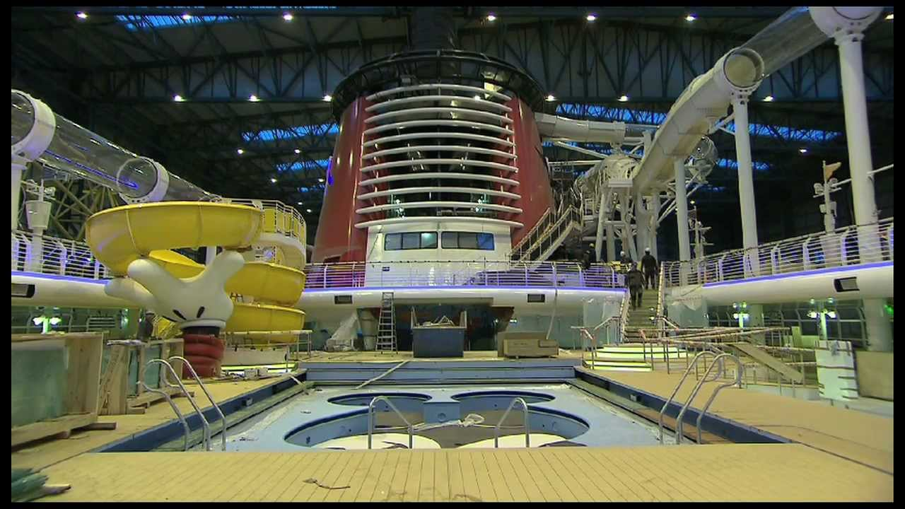 Onboard The Disney Fantasy Cruise Ship  YouTube