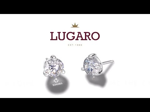Lugaro - Forevermark Diamond Earrings