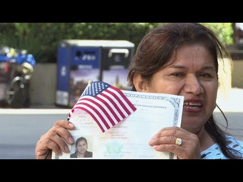 Woman Who Cannot Read, Write, or Speak English Granted US Citizenship