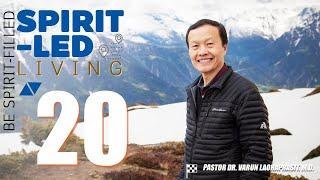 Spirit-led life 20: Be Spirit-filled