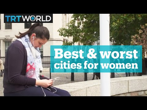 Here are the most dangerous cities for women