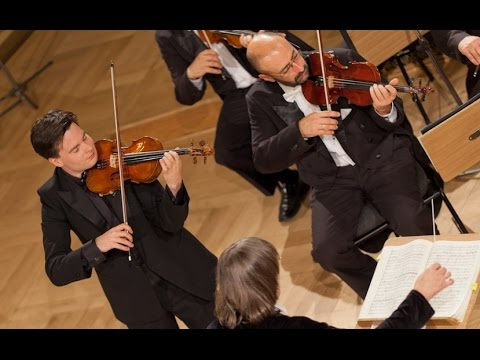 Stefan Tarara plays at 14th International Henryk Wieniawski Violin Competition 2011 (Stage 4)
