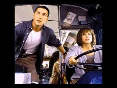 Musique Film - Speed 1994 ( Keanu Reeves )participation Diamant Noir