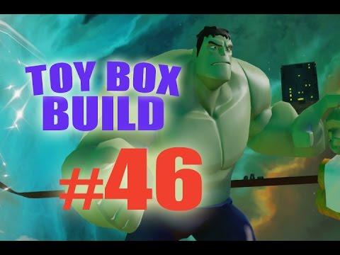 Disney Infinity 2.0 - Toy Box Build - Crazy Satellites [46]