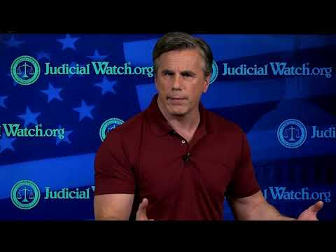 What's Going on w/ Florida Election Recount? Judicial Watch Investigates...