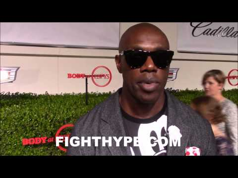 "TERRELL OWENS ON FLOYD MAYEWATHER: ""HE'S DONE IT HIS WAY"""