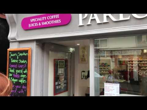 On the Street in Kilkenny