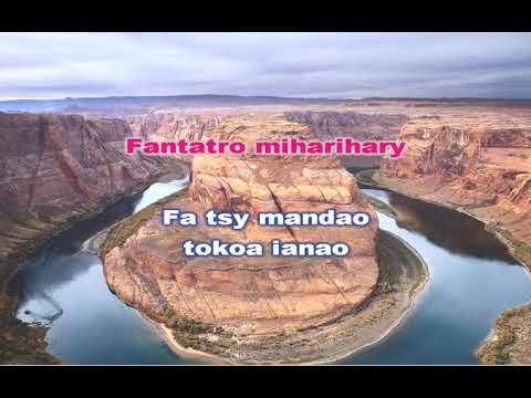 Hafaliana ho anao - Laurent Rakotomamonjy - karaoké