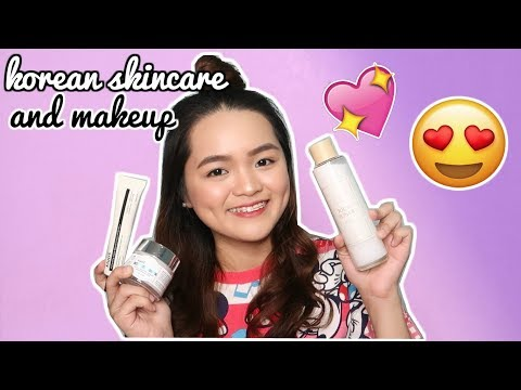 Korean Skin Care and Makeup Favorites 2018! Philippines | Monica Garcia ♡