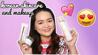 Korean Skin Care and Makeup Favorites 2018! Philippines | Monica Garcia ♡