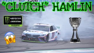 DENNY YOU DID IT! NOW GO WIN THAT TITLE!!!! Clutch performance by H...