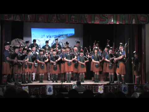 De La Salle Scout Pipe Band - The Gael