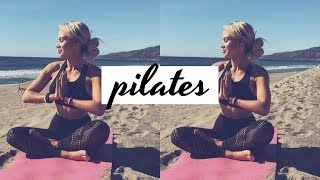 springboard pilates, iconic juicer, & economics class | DailyPolina