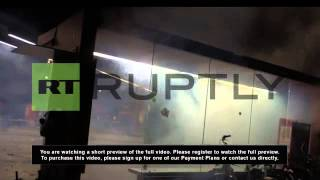 Switzerland: Techno parade turns into violent Black Bloc clashes