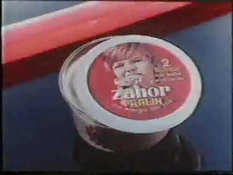 Chocolates Zahor Pral 237 N 1982 Youtube