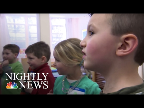 Life As A 5-Year-Old Transgender Child | NBC Nightly News