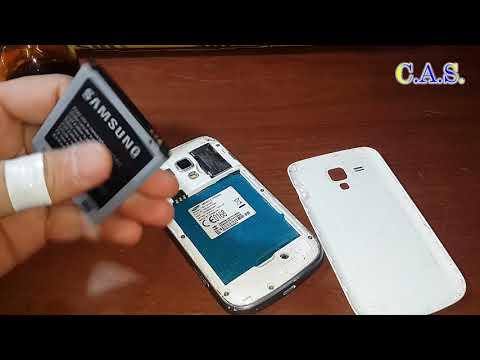 Samsung S S7562  - не включается, после другого мастера, простой ремонт